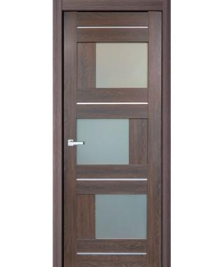 Дверь межкомнатная «13К остекленная»
