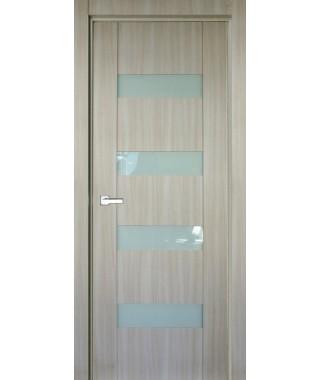 Дверь межкомнатная «22К остекленная»