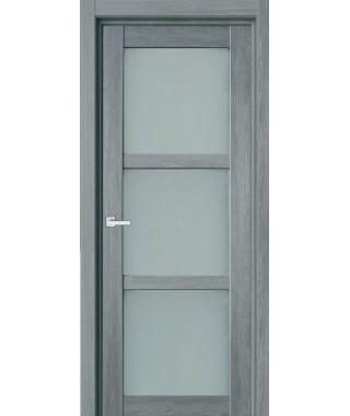 Дверь межкомнатная «40К остекленная»