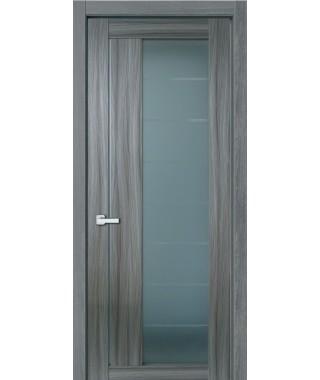 Дверь межкомнатная «47К остекленная»