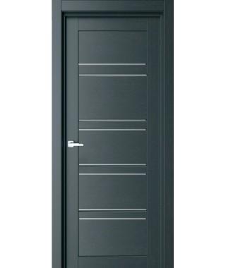 Дверь межкомнатная «75К остекленная»