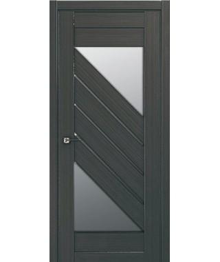 Дверь межкомнатная «80К остекленная»