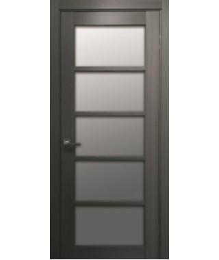 Дверь межкомнатная «10К остекленная»