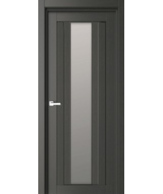Дверь межкомнатная «16К остекленная»