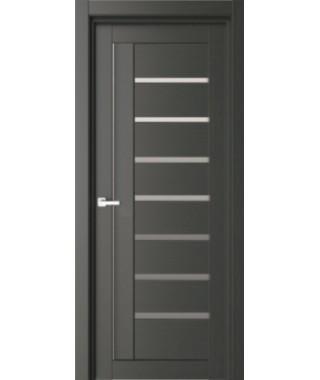 Дверь межкомнатная «17К остекленная»