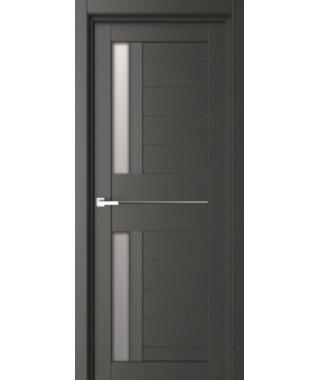 Дверь межкомнатная «19К остекленная»