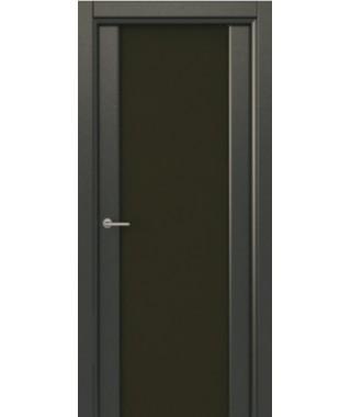 Дверь межкомнатная «1К остекленная»