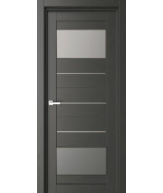 Дверь межкомнатная «26К остекленная»