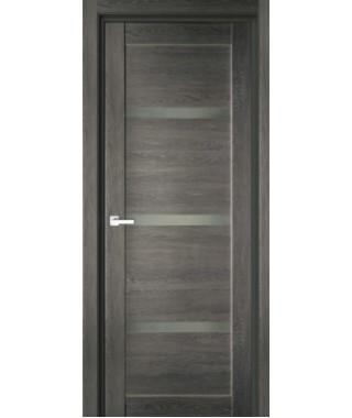 Дверь межкомнатная «27К остекленная»