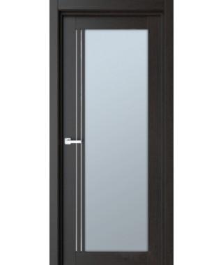 Дверь межкомнатная «31К остекленная»