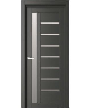 Дверь межкомнатная «37К остекленная»