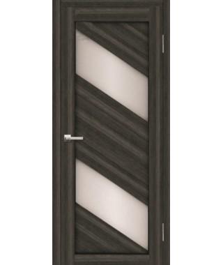 Дверь межкомнатная «3К остекленная»