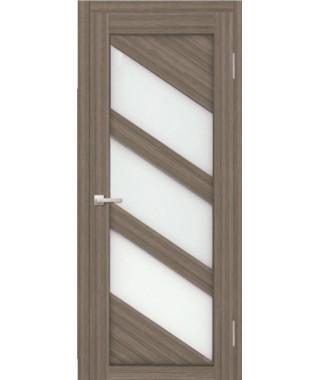 Дверь межкомнатная «4К остекленная»