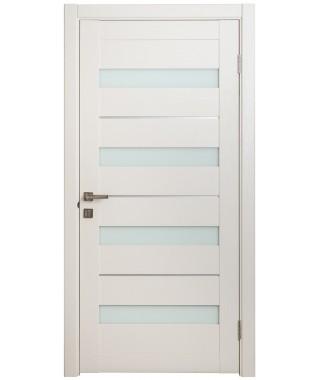 Дверь межкомнатная «52К остекленная»