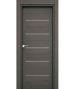 Дверь межкомнатная «54К остекленная»