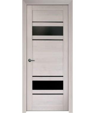 Дверь межкомнатная «59К остекленная»