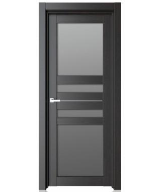 Дверь межкомнатная «60К остекленная»