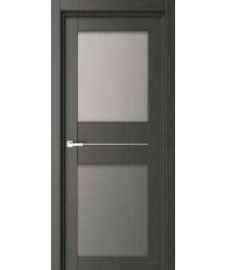 Дверь межкомнатная «70К остекленная»
