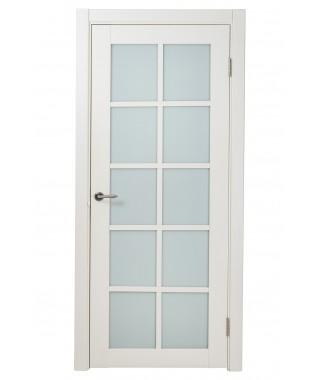 Дверь межкомнатная «77К остекленная»