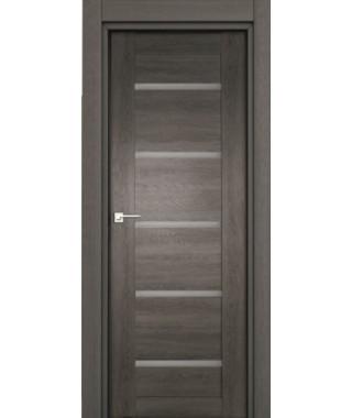 Дверь межкомнатная «7К остекленная»