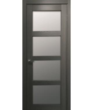 Дверь межкомнатная «9К остекленная»