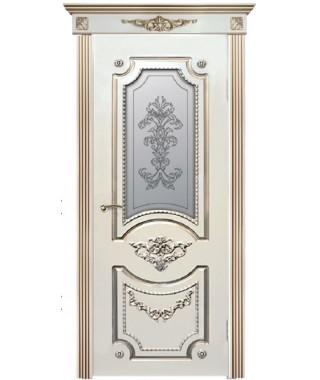 Дверь межкомнатная «Адонис  остекленная»