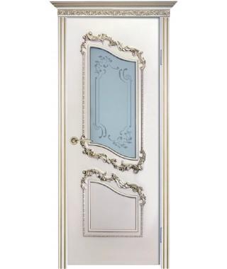 Дверь межкомнатная «Афродита остекленная»