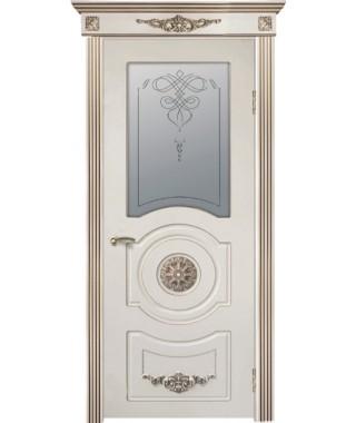 Дверь межкомнатная «Астрей остекленная»