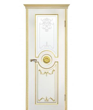 Дверь межкомнатная «Гелиос остекленная»