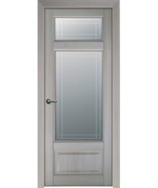 Дверь межкомнатная «Кальса остекленная»