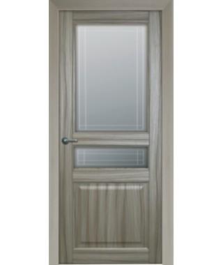 Дверь межкомнатная «Капо остекленная»