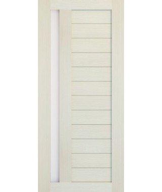 Дверь межкомнатная «Лайт 14 лиственница кремовая»