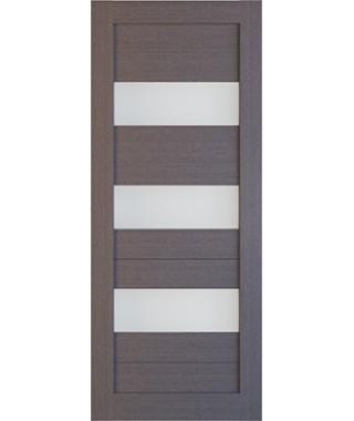 Дверь межкомнатная «Лайт 3  дуб серый»