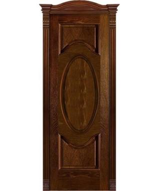 Дверь межкомнатная «Лувр глухая»