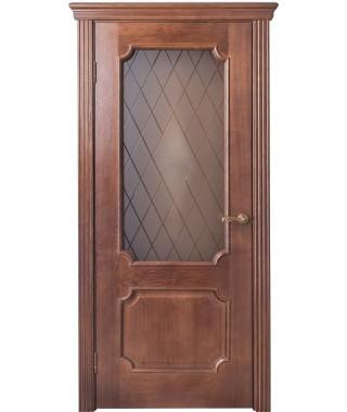 Дверь межкомнатная «Маэстро 2 остекленная»