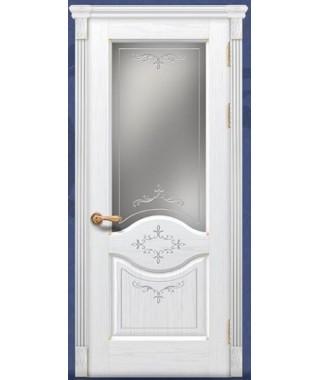 Дверь межкомнатная «Прованс 7 остекленная»