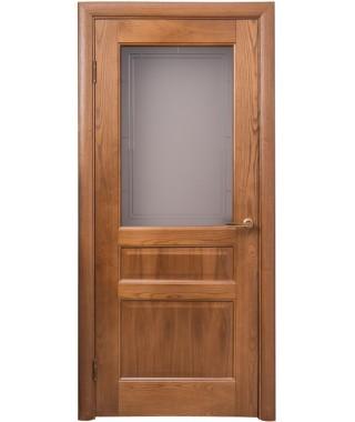 Дверь межкомнатная «Прованс 9 остекленная»