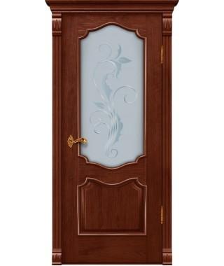 Дверь межкомнатная «София остекленная»