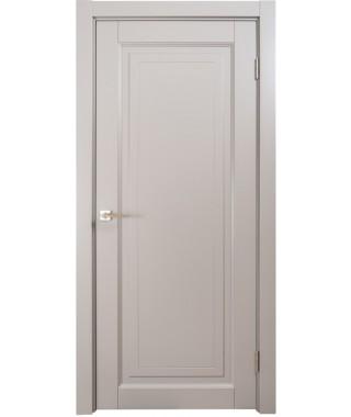 Дверь межкомнатная «Стиль 1 RAL 7036 глухая»