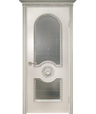 Дверь межкомнатная «Венера остекленная»