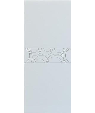 Дверь межкомнатная «Тоскана глухая белый софт»