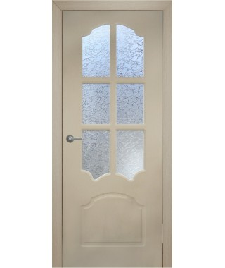 Дверь межкомнатная «Кэрол остекленная»