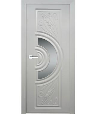 Дверь межкомнатная «Колос остекленная»