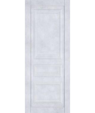 Дверь межкомнатная «Манхеттен глухая бетон снежный»