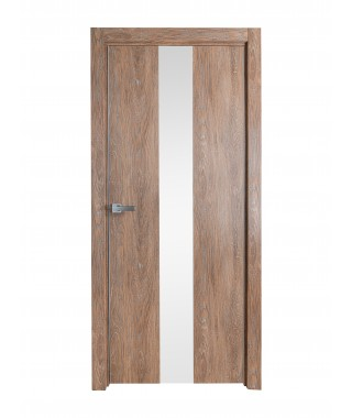 Дверь межкомнатная «П-12 остекленная»