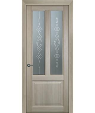 Дверь межкомнатная «Сицилия остекленная»