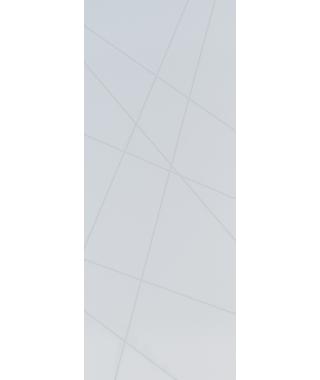 Дверь межкомнатная «Тоскана-1 глухая белый софт»