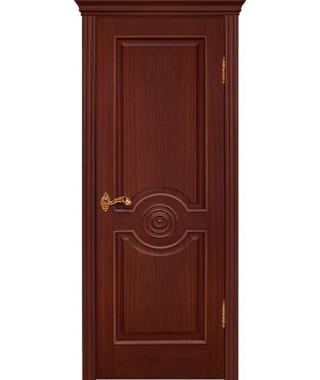 Дверь межкомнатная «Триумф анегри темный глухая»