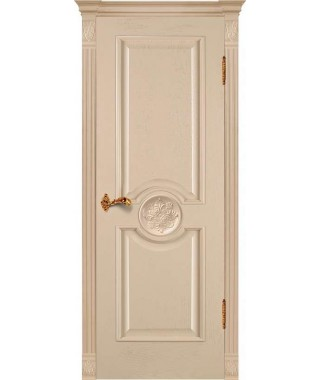 Дверь межкомнатная «Триумф Н ясень крем глухая»