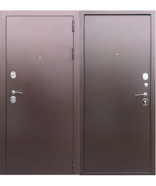 Дверь входная «Мега мет/мет»